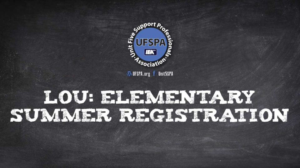 Protected: Elementary School Summer Registration: Letter of Understanding